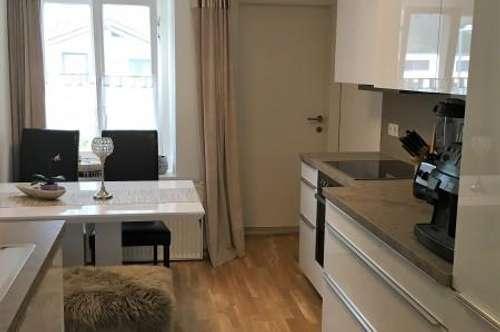 4,5-Zi.-Wohnung mit Grünfläche