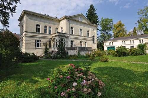 Daheim in einer Villa - Erstbezug nach Totalsanierung der Villa Dettelbach!