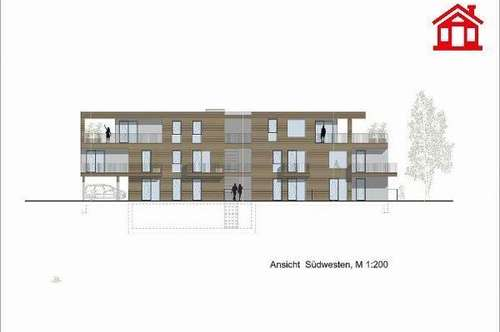 ERSTBEZUG: Penthouse mit großer Terrasse in Leitring/Leibnitz