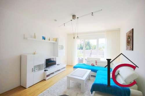 Gepflegte 3-Zimmer-Wohnung mit Balkon in ruhiger und sonniger Zentrumslage