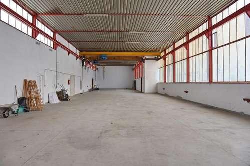 Lagerhalle in Zeltweg zu vermieten
