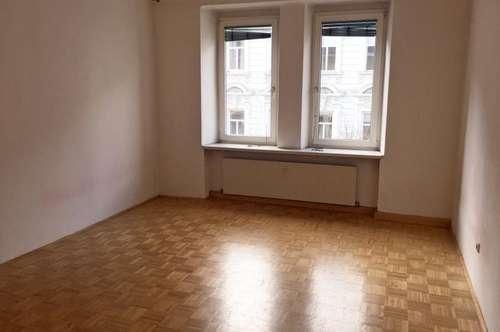Nette 2 Zimmer Wohnung in Linz - Urfahr nähe Lentia City. Küche möbliert!