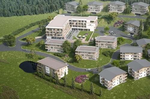 Provisionsfrei! Appartementanlage der Luxusklasse in Bad Gastein!