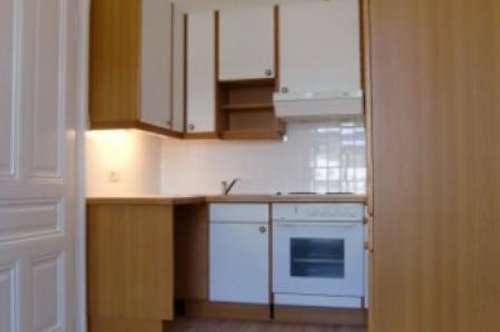 Kleines Single Apartment - Wohnmöglichkeit - Büro!