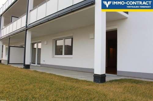 Gartenwohnung in Zentrumsnähe 88,31 m² - provisionsfrei