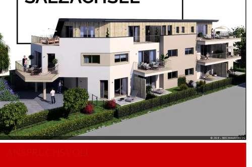 Liefering Salzachsee - Moderne 3-Zimmer Eckwohnung in Ruhelage - PROVISIONSFREI