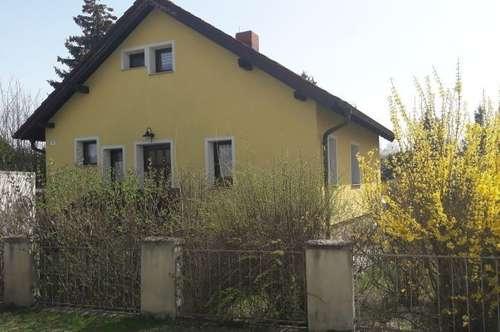 Kleines Wohnhaus beim See - ideal für 2 Personen! RESERVIERT!