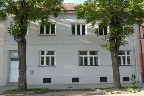 Zentrumsnahes, geräumiges Zweifamilienhaus, großer Garten und Garage