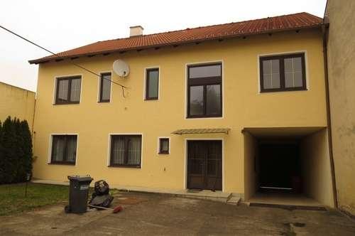 Gemeinde Sierndorf: Oberhautzental: Ein-/Zweifamilienwohnhaus mit Dppelgarage und Lagermöglichkeit