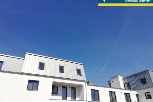 Erstbezug! Extravagante Maisonettewohnung mit Terrasse