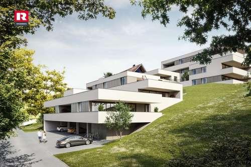 Terrassenwohnung in Feldkirch, Top W02