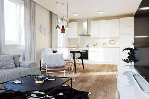 Perfekt aufgeteilte 3-Zi-Wohnung
