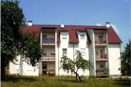 Mietwohnung - 2 Zimmer Sofortbezug - in Markt Allhau