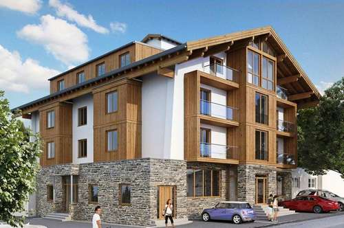 Provisionsfrei! Exkl. 2-Zimmer-Appartements in Zell am See - Top 11