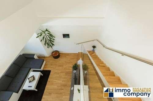 Große Maisonette-Wohnung mit südseitiger Terrasse im 15. Bezirk