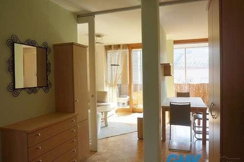Möblierte Wohnung mit großzügiger Loggia in Urfahr zu vermieten!