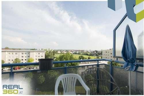 Gemütliches Garconniere mit hofseitigem Balkon in Linz-Kleinmünchen zu vermieten!!