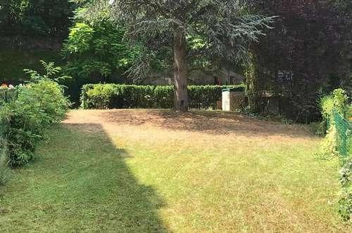 Exklusives Appartement mit privatem Garten