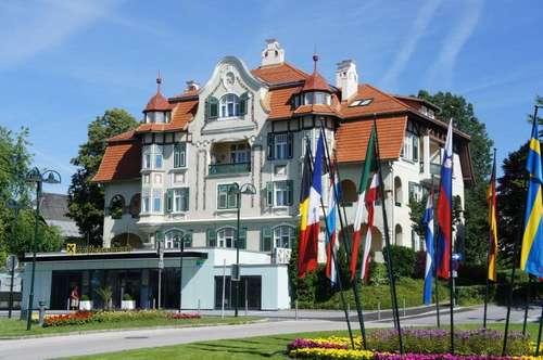 Top-Wohnung mit Seeblick in Velden