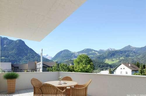 Bezugsfertig! 3-Zimmer Penthouse mit beeindruckender Terrasse I Top A17