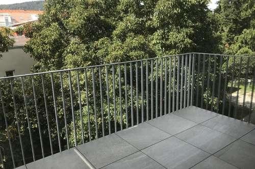 Erstbezug – Wunderschöne 3-Zimmer-Wohnung mit Balkon in sehr guter und zentraler Lage