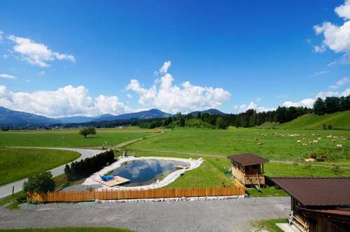 Wohnung am Bauernhof mit Kaiserblick ( VM801238 )