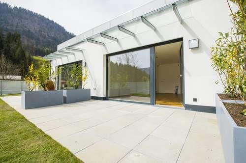 ERSTBEZUG: 2-Zimmer Mietkaufwohnung mit großer Terrasse und Gartenanteil