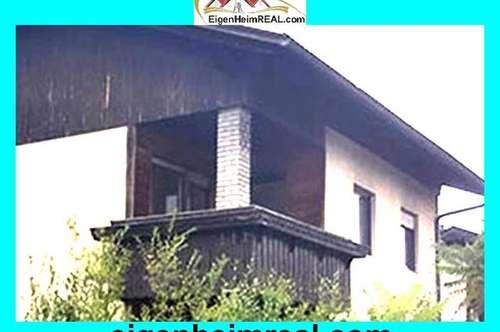Älteres ausbaufähiges Wohnhaus mit Doppelgarage in Toplage in Viktring
