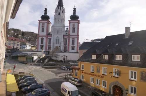 3 Zimmer Mietwohnung im Zentrum von Mariazell!