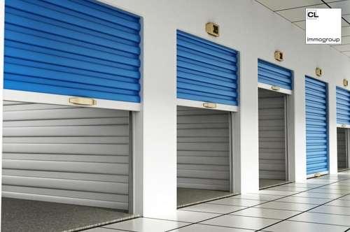 Lagerflächen in variablen Größen zu mieten direkt vom Anbieter - provisionsfrei!!