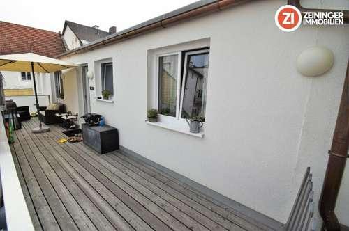 TOP 3 ZI-Terrassenwohnung am Ennser Hauptplatz - mit Küche