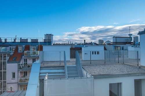 Neubau, Innenhoflage, Dachterrasse, Traditionsbauträger!