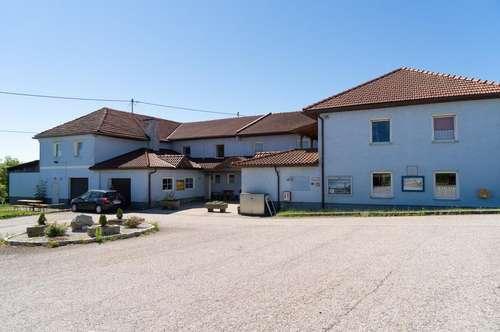 Gewerbeimmobilie mit Potenzial Nähe Ried/Riedmark