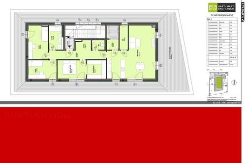 Im Herzen von Salzburg! 4 Zimmer Penthouse in der Josefiau