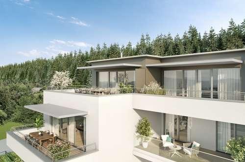 Panoramaperle - Reifnitz am Wörthersee! Lifestyle-Appartement mit Seeblick!