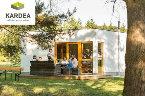 TOP-Ferienhaus in bester Lage am Römersee - sofort bezugsfertig