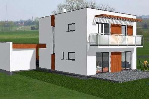 Modernes, schlüsselfertiges Wohnhaus