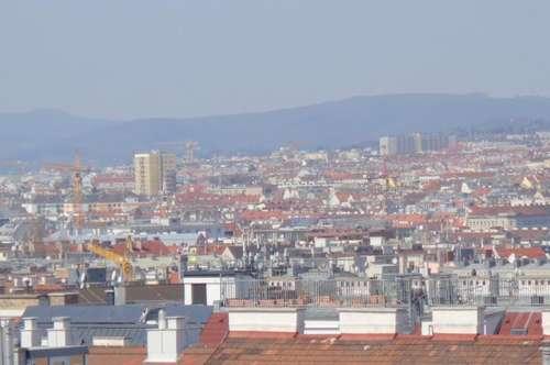 Dachgeschosswohnung/ Terrasse/ Dachgarten mit Wien Blick!