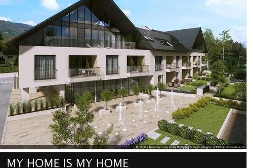 ANIF | AB SOFORT | möbliertes lifestyle Appartement | auch Kurzzeit!
