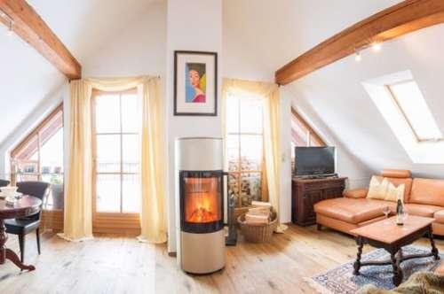 Luxus Apartment mit Blick auf die Salzburger Stadtberge