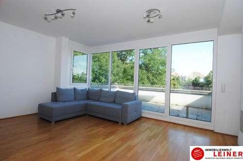 * BARRIEREFREI* Himberg - 3 Zimmer Mietwohnung mit großer Terrasse und Grünblick