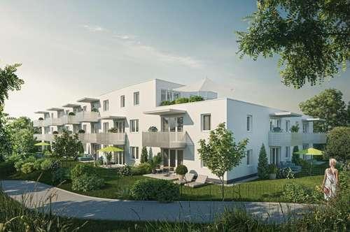 2 Zimmer Neubauwohnung in Neumarkt am Wallersee