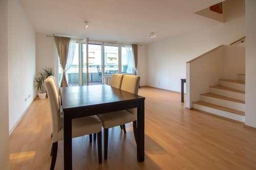 **Terrasse** Maisonettewohnung an der Alten Donau - 4-Zimmer