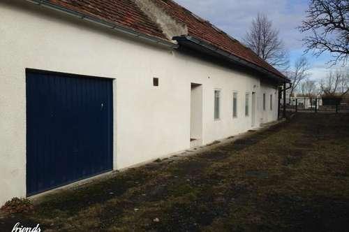 Pferdeliebhaber - Wirtschaftshaus mit möglichen Pferdestall