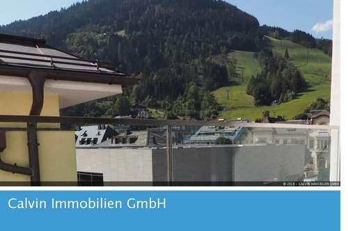 Große Dachgeschoss-Garconniere 39m² mitten in Zell am See!