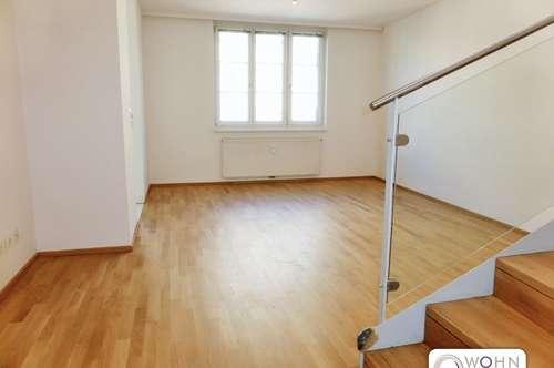 Unbefristete 100m² Dachmaisonette mit 4 Zimmern und Einbauküche - 1060 Wien