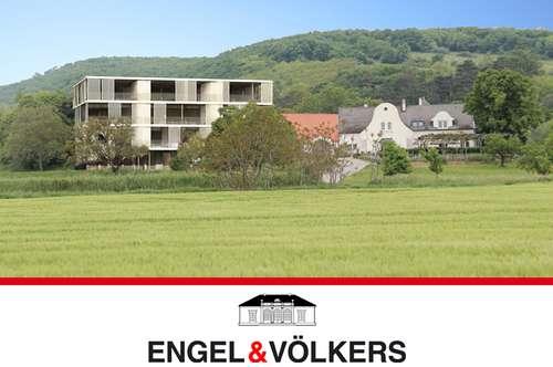Modern mit Fernblick –Residenz Kloster am Spitz