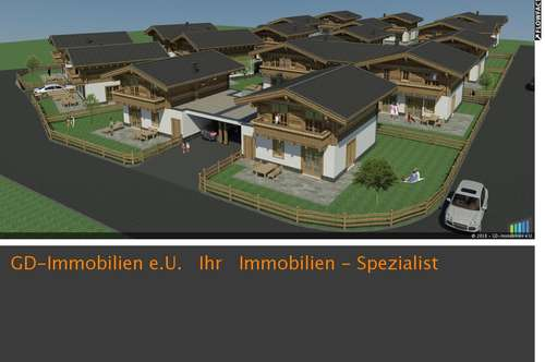 Investment, Chalet bei Hochalmbahn Rauris, Bezirk Zell am See
