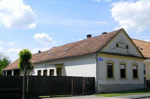 Streckhof - großes Grundstück - Südburgenland