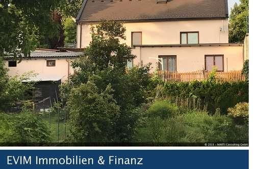 Haus mit 2 Wohneinheiten und großem Garten in Berndorf